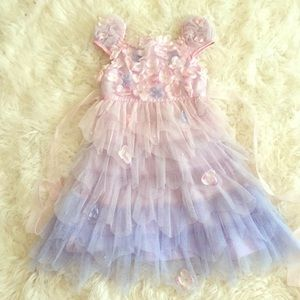 Biscotti Fairy Princess Party Dress Toddler Baby